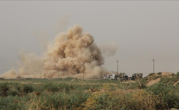 Baghdad Gas Plant