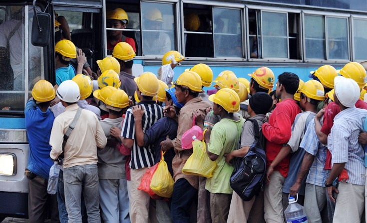 employment foreign worker in malaysia