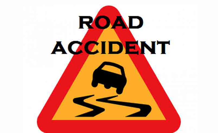 road accidents during