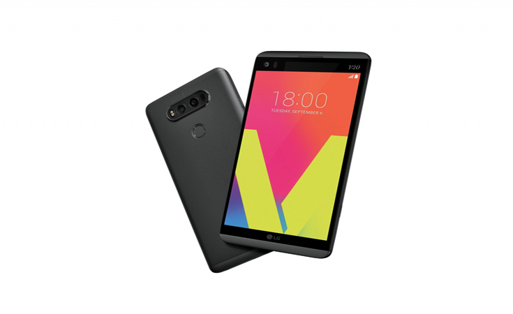 LG unveiled