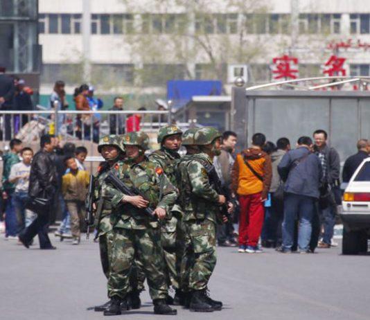 Xinjiang region