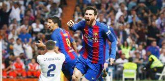 Barcelona goal