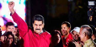 Maduro claimed