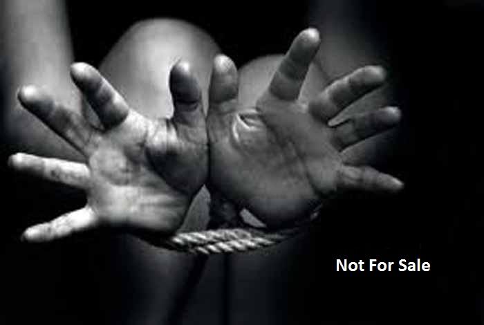 Women trafficking