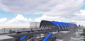 new metro rail