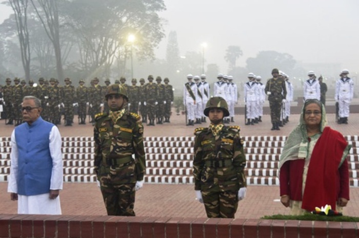 paid tributes