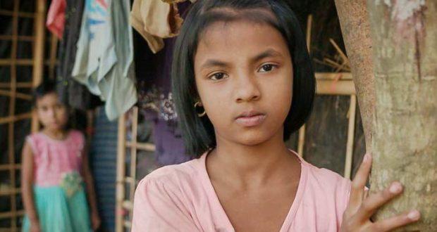 Rohingya girls
