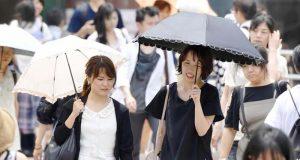heatwave in Japan